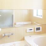 お風呂の鏡くもりの原因は水垢! お風呂の鏡 水垢落としは酸の力で !