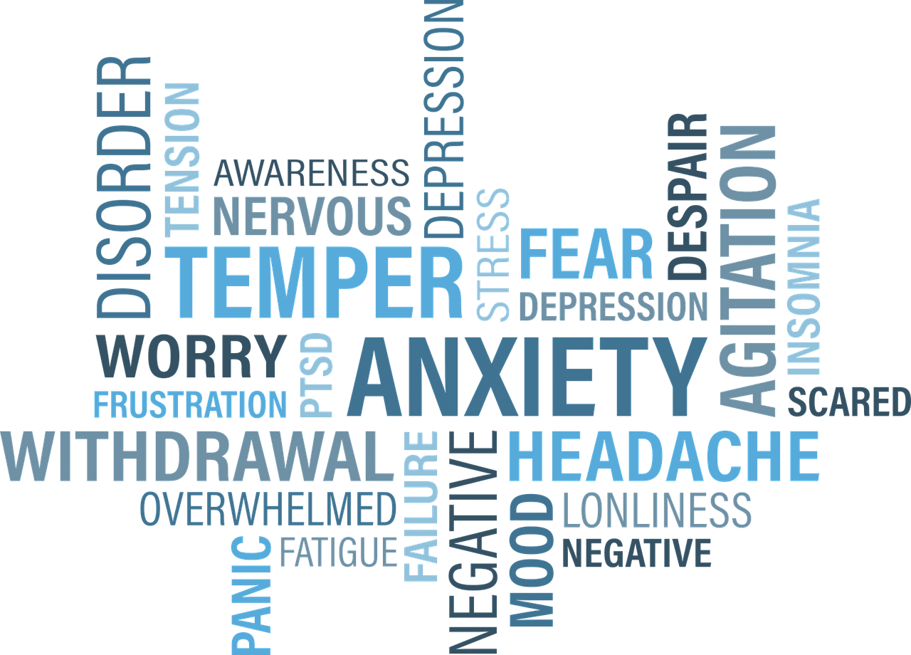 anxiety symptoms types of anxiety and tips to cure anxiety and