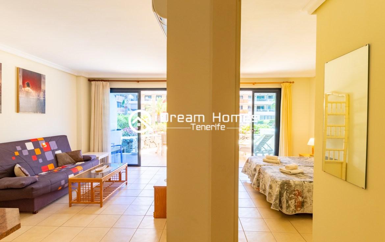 Balcon Gigantes I One Bedroom Apartment, Puerto de Santiago Living Room Real Estate Dream Homes Tenerife