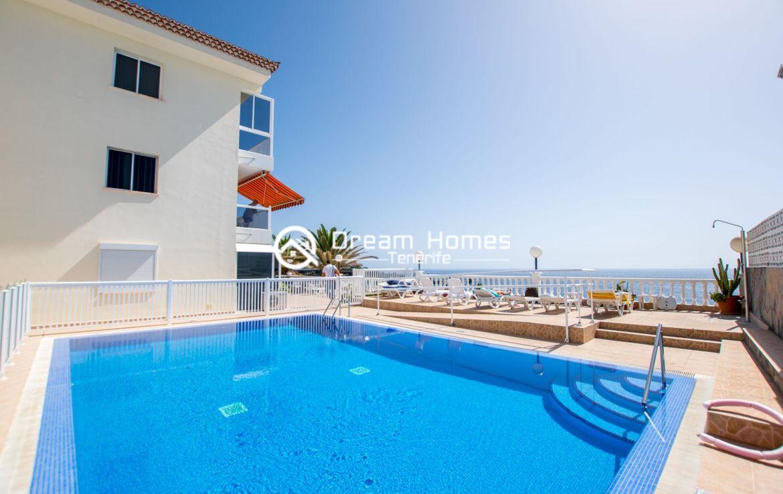 Casa Al Mar One Bedroom Apartment, Puerto de Santiago Pool Real Estate Dream Homes Tenerife