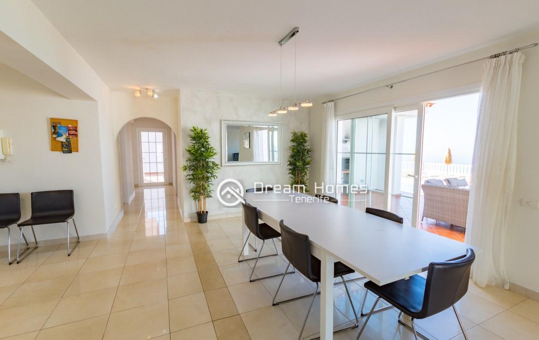 Villa Tijoco, Tijoco Bajo Dining Area Real Estate Dream Homes Tenerife