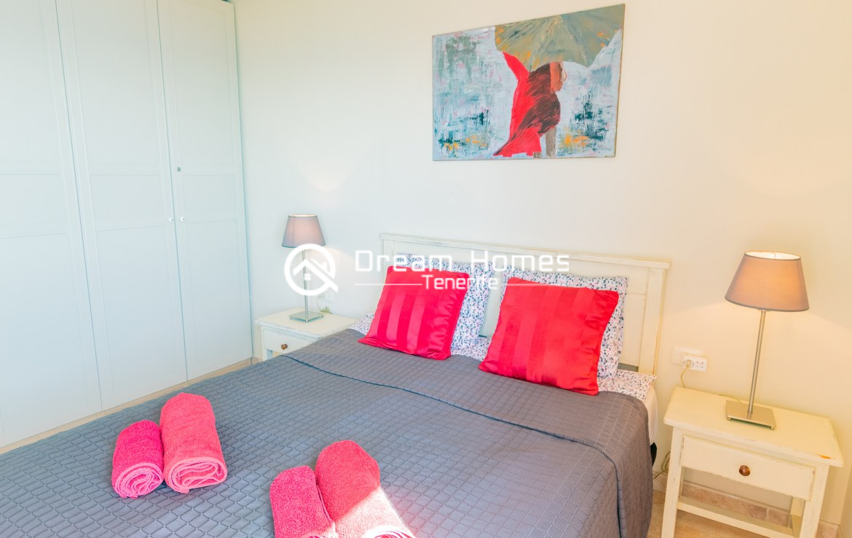 Bahia One Bedroom Apartment, Puerto de Santiago Bedroom Real Estate Dream Homes Tenerife