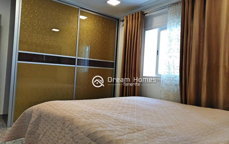 Hibisco II Two Bedroom Apartment, Los Gigantes Bedroom Real Estate Dream Homes Tenerife