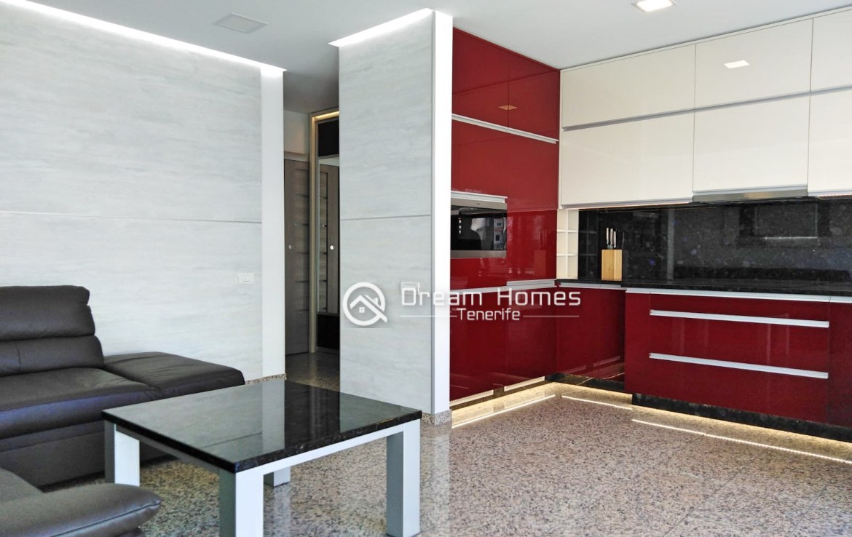 Hibisco II Two Bedroom Apartment, Los Gigantes Kitchen Real Estate Dream Homes Tenerife