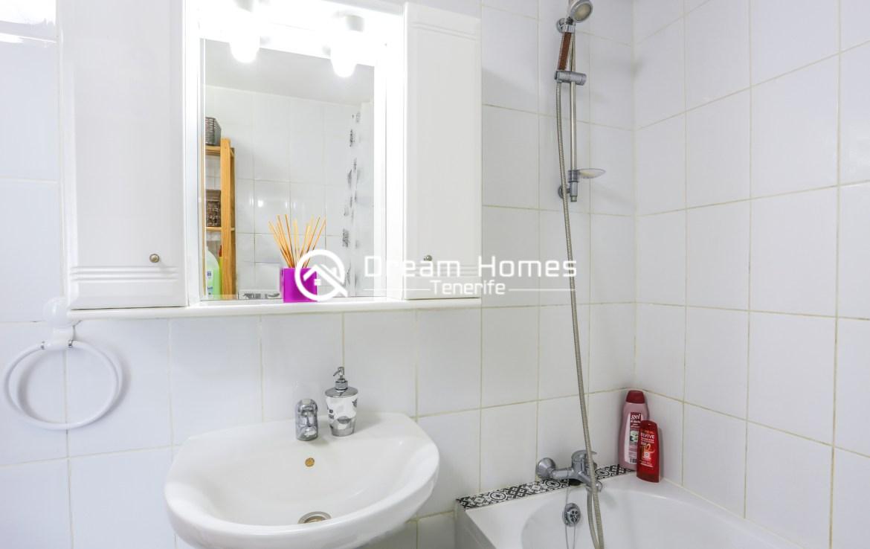 Arenas Negras One Bedroom Apartment, Puerto de Santiago Bathroom Real Estate Dream Homes Tenerife