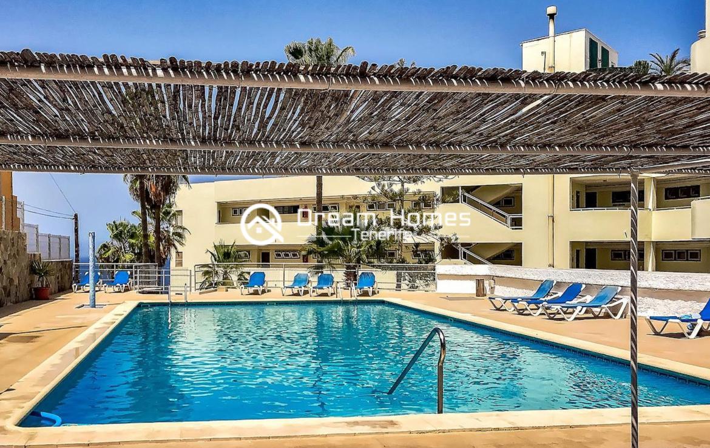 Arenas Negras One Bedroom Apartment, Puerto de Santiago Pool Real Estate Dream Homes Tenerife
