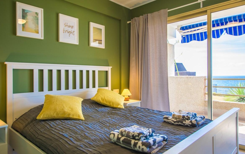 For Holiday Rent Two Bedroom Apartment in Puerto de Santiago Bedroom Estate Dream Homes Tenerife