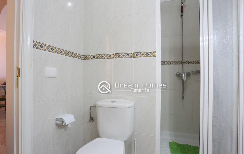 Avenida Two Bedroom Apartment, Puerto de Santiago Bathroom Real Estate Dream Homes Tenerife
