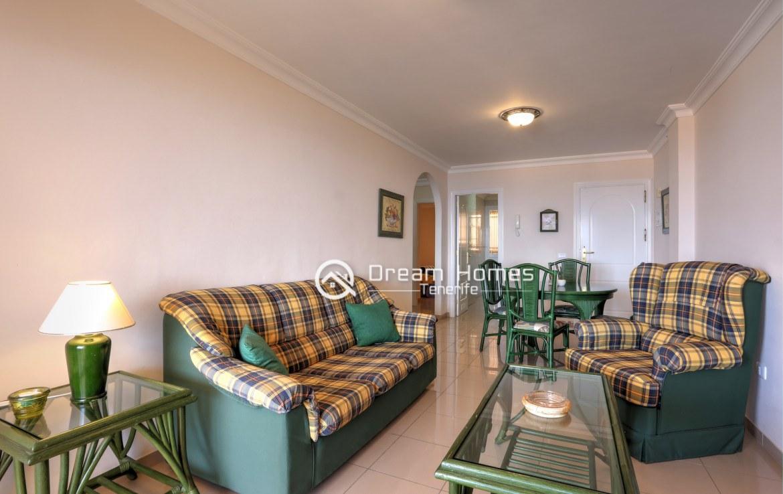 Avenida Two Bedroom Apartment, Puerto de Santiago Living Room Real Estate Dream Homes Tenerife