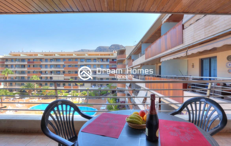 Balcon Gigantes III One Bedroom Apartment, Puerto de Santiago Terrace Real Estate Dream Homes Tenerife