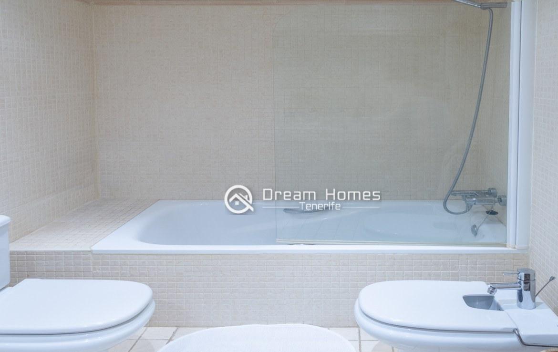 Balcon Gigantes III Two Bedroom Apartment, Puerto de Santiago Bathroom Real Estate Dream Homes Tenerife
