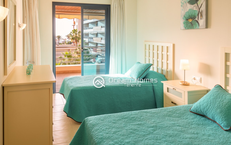 Balcon Gigantes III Two Bedroom Apartment, Puerto de Santiago Bedroom Real Estate Dream Homes Tenerife
