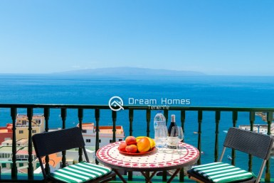 Santiago Beach I One Bedroom Apartment, Puerto de Santiago Terrace Real Estate Dream Homes Tenerife