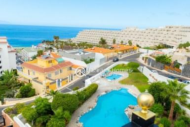 Panoramic Ocean View Apartment, Puerto de Santiago Views Real Estate Dream Homes Tenerife