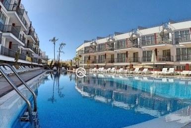 Calle Gonzalez One Bedroom Apartment, Puerto de Santiago Pool Real Estate Dream Homes Tenerife