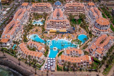 Three Bedroom Oceanview Duplex Penthouse Parque Santiago 3 Views Real Estate Dream Homes Tenerife