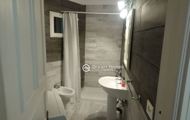 Great Location Apartment in Los Cristianos Bathroom Real Estate Dream Homes Tenerife