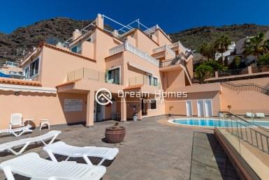 Cozy Studio Apartment with Fantastic View Swimming Pool Real Estate Dream Homes Tenerife
