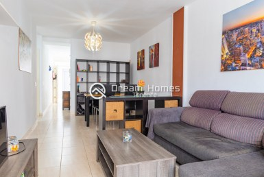 Cozy 2 Bedroom Apartment in Alcala Living Room Real Estate Dream Homes Tenerife