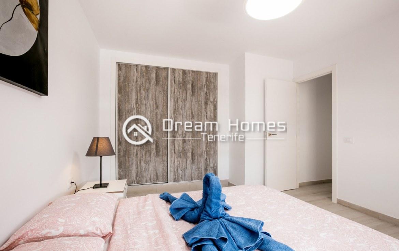 Modern 3 Bedroom Apartment in Los Gigantes Bedroom Real Estate Dream Homes Tenerife