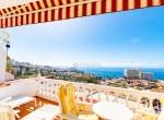 For Sale Two Bedroom Apartment Terrace Ocean View Puerto de Santiago4