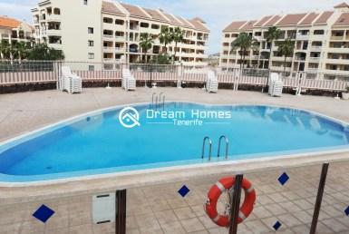 2 Bedroom Apartment in Los Cristianos Pool Real Estate Dream Homes Tenerife