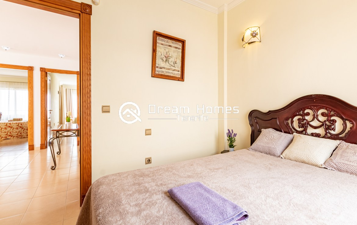 Spacious Villa with Private Pool Bedroom Real Estate Dream Homes Tenerife