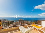 For Holiday Rent Two Bedroom Penthouse Duplex Apartment Swimming Pool Terrace Ocean View Puerto de Santiago Los Gigantes6