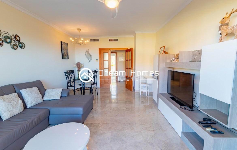 Dream Home in Puerto de Santiago Living Room Real Estate Dream Homes Tenerife