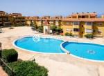 For Sale Two Bedroom Apartment Terrace Swimming Pool Ocean View Parking Puerto de Santiago5