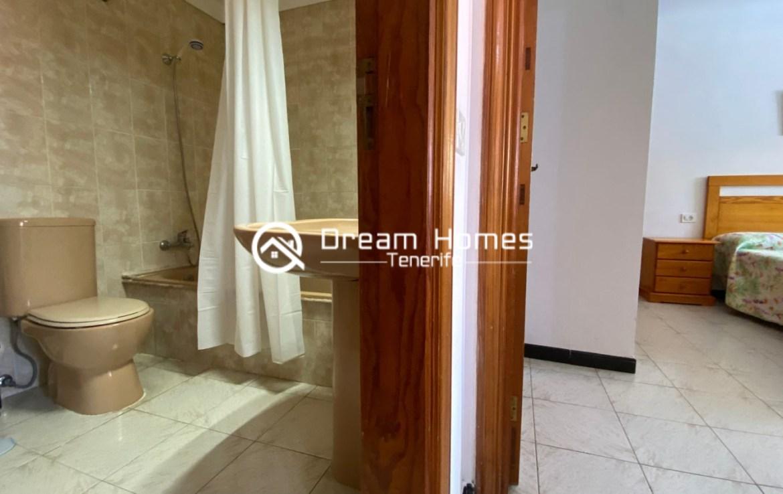 Good Value Apartment in Puerto de Santiago Bathroom Real Estate Dream Homes Tenerife