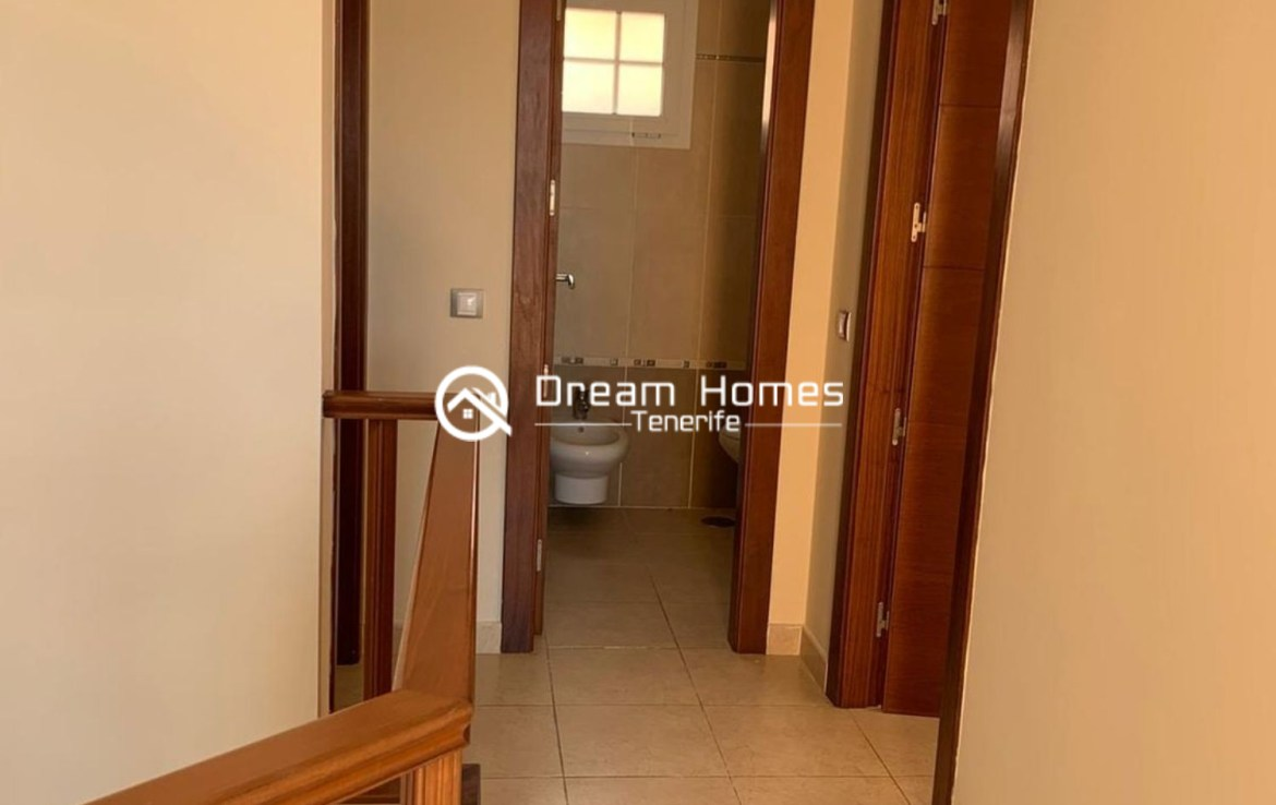 Lovely Family Home in Costa Adeje Hallway Real Estate Dream Homes Tenerife