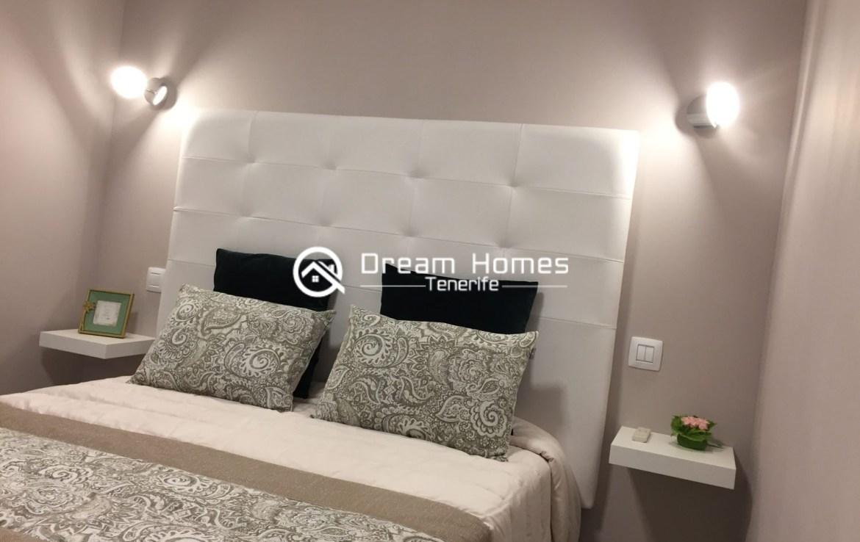 Newly Renovated Apartment in Puerto de Santiago Bedroom Real Estate Dream Homes Tenerife