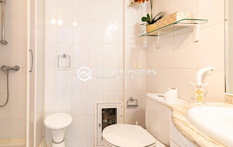 Fantastic View Apartment in Puerto de Santiago Bathroom Real Estate Dream Homes Tenerife