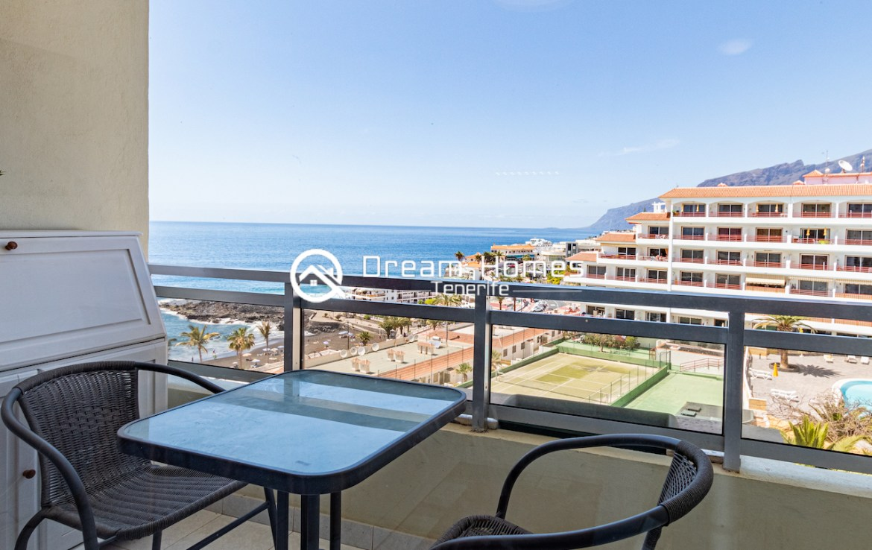 Fantastic View Apartment in Puerto de Santiago Terrace Real Estate Dream Homes Tenerife