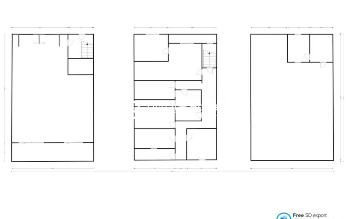 Family home in Cabo Blanco Floor Plan Real Estate Dream Homes Tenerife
