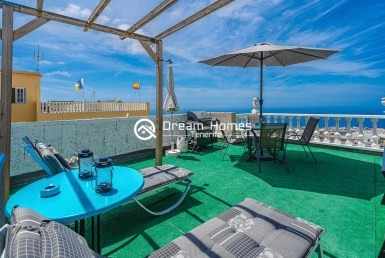 Nicely Renovated Apartment in Los Menores Terrace Real Estate Dream Homes Tenerife
