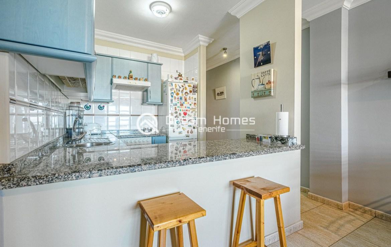 3 Bedroom Family Home in Adeje Kitchen Real Estate Dream Homes Tenerife