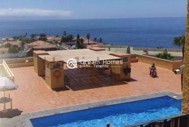 Studio Apartment in Playa de Arena Views Real Estate Dream Homes Tenerife