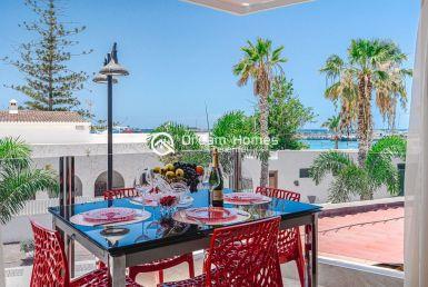 Apartment next to Los Cristianos Beach Terrace Real Estate Dream Homes Tenerife