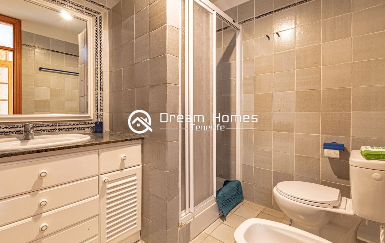 Fantastic Duplex in Front of the Ocean Bathroom Real Estate Dream Homes Tenerife