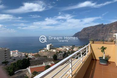 Fantastic View Apartment in Puerto de Santiago 3 Terrace Real Estate Dream Homes Tenerife