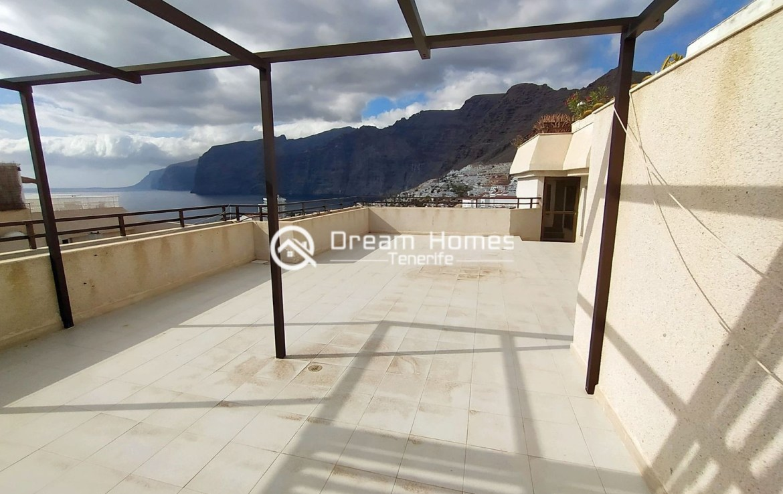 Four Bedroom Penthouse in Puerto de Santiago Terrace Real Estate Dream Homes Tenerife