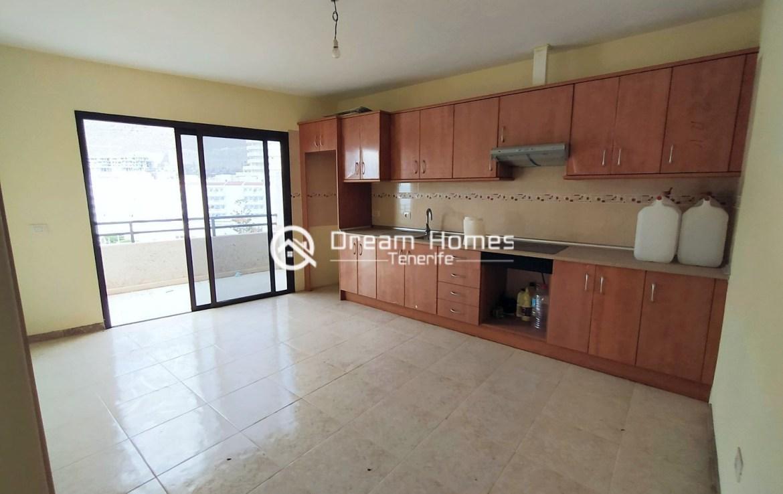 Four Bedroom Penthouse in Puerto de Santiago Kitchen Real Estate Dream Homes Tenerife