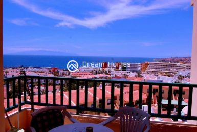 Fully Furnished Apartment in Costa Adeje Terrace Real Estate Dream Homes Tenerife