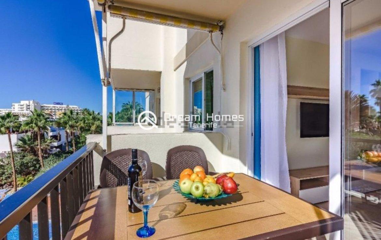 Fully Furnished Apartment in El Dorado, Playa las Americas Terrace Real Estate Dream Homes Tenerife