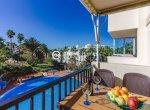 Fully Furnished Apartment in El Dorado, Playa las Americas Swimming Pool Terrace (3)