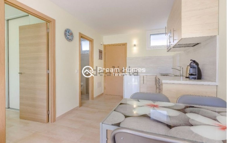 Fully Furnished Apartment in El Dorado, Playa las Americas Dining Area Real Estate Dream Homes Tenerife