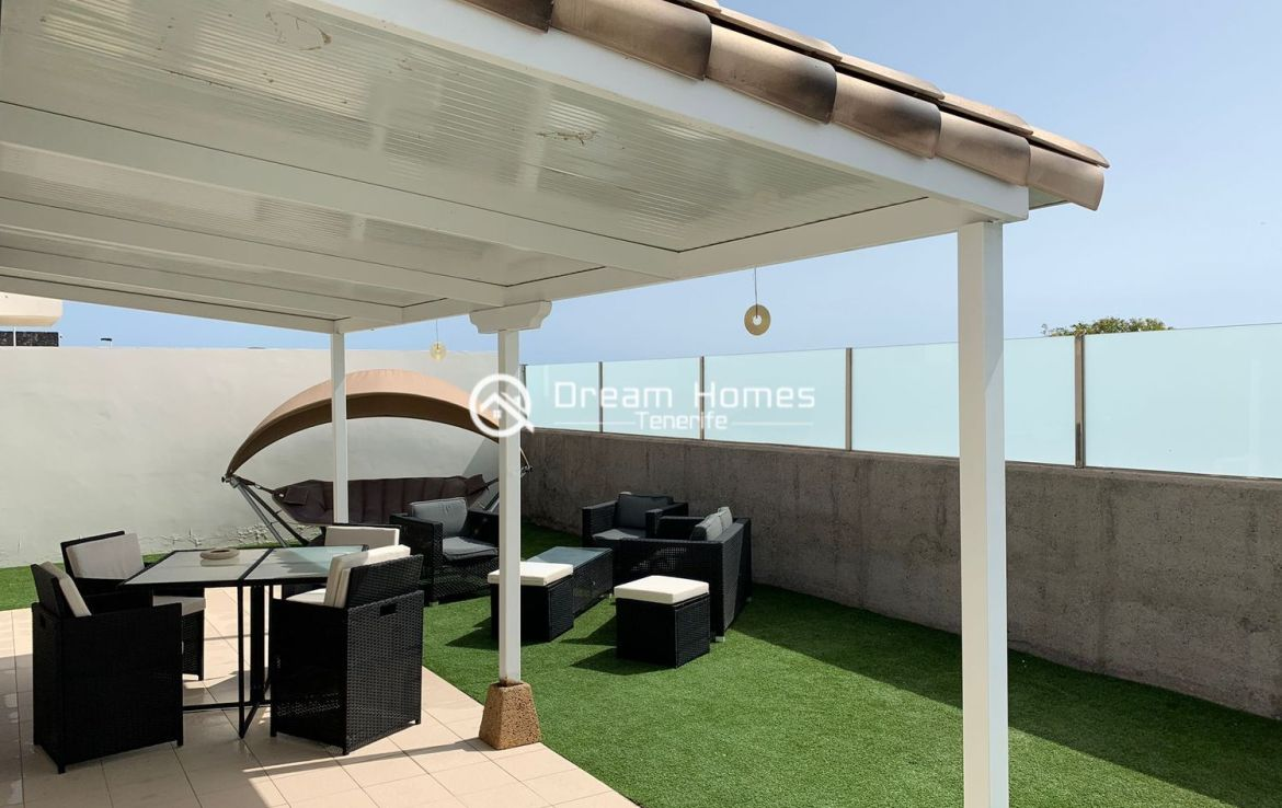 Independent Villa For Sale in Costa Adeje Terrace Real Estate Dream Homes Tenerife
