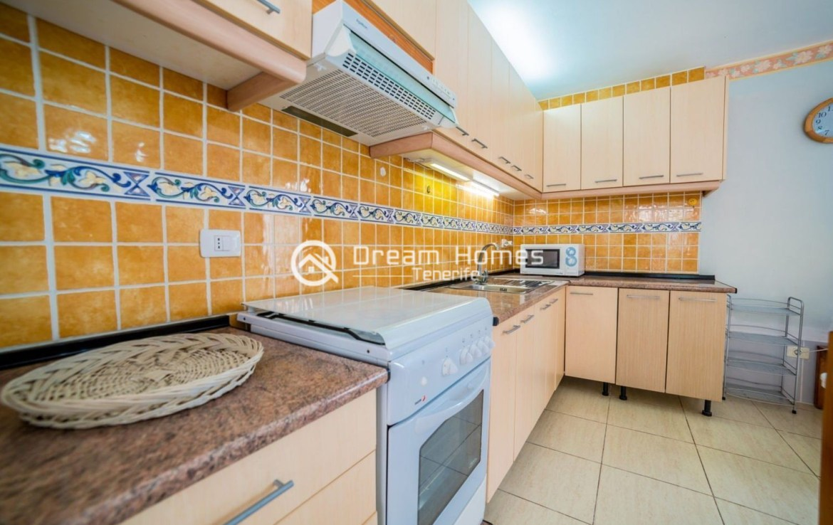 Large Family Home in Playa Paraiso Kitchen Real Estate Dream Homes Tenerife